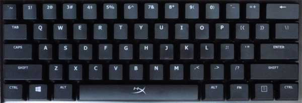 Image of English keyboard (partial)